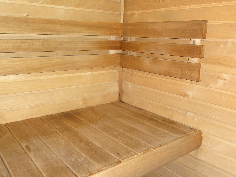 Parafiiniöljy Sauna